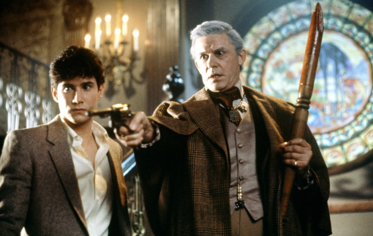 "Photogramme du film ""Vampire, vous avez dit vampire ?"" de Tom holland (1985)"